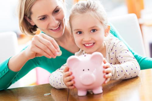 Børn og penge